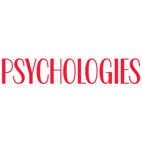 le logo du magazine psychologies qui parle de l'hypnose